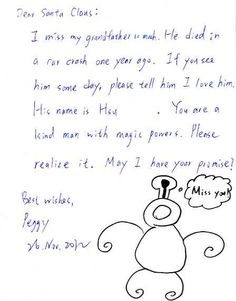 I Believe In You Santa  Letter To Santa  Letters To Santa