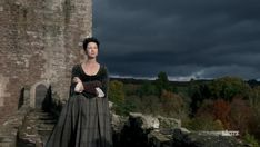 Claire (Caitriona Balfe) - still from new promotional video.  (Link to article). #Outlander