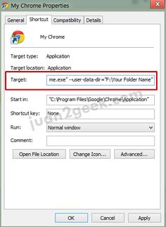 Increase Google Chrome Browsing Privacy and Security by Creating Profile | Juan2Geek