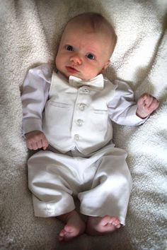blessing outfit sweater and bowtie baby stuff pinterest