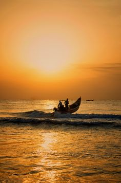 New Light - Its a brand new day, a new light for all of us.. Local fishermen are onboard in search of their betterment.