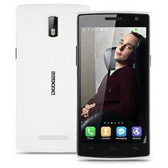 DOOGEE DG580 Smartphone Débloqué 5,5 Pouce IPS QHD Ecran Android 4.4 Quad Core 1Go RAM 8Go ROM Dual SIM GPS OTA OTG Wi-Fi Bluetooth Caméra 5MP pour Orange Virgin Bouygues Free SFR etc - Blanc Doogee http://www.amazon.fr/dp/B00PLKB5JO/ref=cm_sw_r_pi_dp_BEKowb1AD3N6R