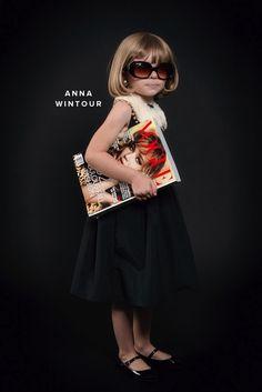 Anna Wintour. Amazing.