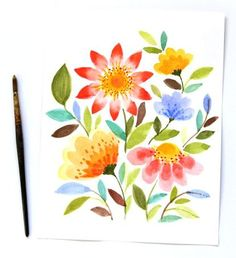 bubble paint flower hydrangeas, crafts