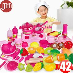 Find More Kitchen Toys Information about New 42 PCS Pretend Play Kitchen Toys Cutting Knife Kettle Vivid Fruits Vegetables Learning Educational Game Tools,High Quality toy import,China toy vision Suppliers, Cheap toy tool belt from M&J Toys Global Trading Co.,Ltd on Aliexpress.com