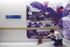 Royal Children's Hospital Signage by Buro North