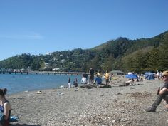 Day's Bay, New Zealand, Christmas Day 2011
