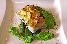 Kabeljaufilet unter Kartoffelschuppen, ein sehr leckeres Rezept aus der Kategorie Fisch. Bewertungen: 12. Durchschnitt: Ø 4,2.