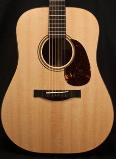 Santa Cruz D/PW Mahogany 6528 Acoustic Guitar. Simple Beauty