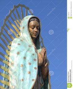 Our Lady Of Guadalupe Royalty Free Stock Photo - Image: 11481975