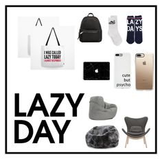 """""""L A Z Y"""" by annabellagrace127 on Polyvore featuring P.J. Salvage, Alyx, CALLIGARIS, MANGO and Casetify"""