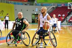 Britain, Spain, US and Australia top groups at World Wheelchair Basketball Championship