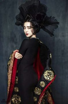 Fan BingBing by Chen Man for Marie Claire China Jan. 2015