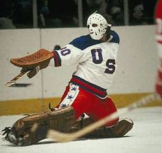 Jim Craig - 1980 Miracle On Ice Gold Medalist