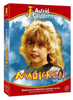 Madicken - Box (2 disc) (DVD)