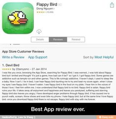 Flappy BIrd is my life!