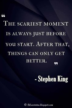 Stephen king inspirational quotes