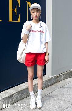 안민영 > Street Fashion   힙합퍼