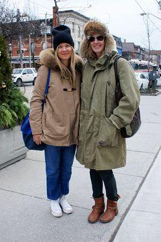Hats, fur, winter, parkas