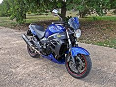 Honda CB1100SF1 - X11 Naked Muscle bike