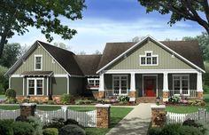 Jeremy Eck Craftsman Home Designs on