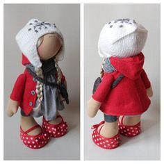 Gallery.ru / Фото #50 - Куклы интерьерные от разных авторов ( с интернета) - novilar