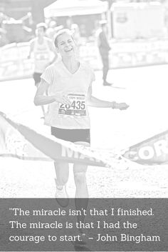 Get inspired with these motivational running quotes!