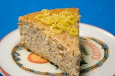 Lemon Ricotta Almond Cake - It's similar to the texture of a cheesecake and made primarily with almond meal (ground almonds).  Not only is it gluten free, but it's a healthy, low-carb, and high protein alternative to cakes made with regular white flour. The bonus is that almonds are packed with protein, vitamin E, monounsaturated (good) fats, magnesium, phosphorus, zinc, calcium, folic acid and fiber.  The sweet nutty flavor and great texture of this cake make it a great recipe, whether for…