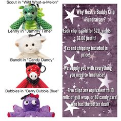Scentsy Buddy Fundraiser
