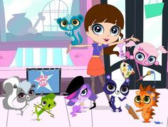 Littlest Pet Shop: Season 4 Will Be The Last - canceled TV shows - TV Series Finale
