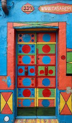 A Jurubeba Cultural: ● Uma porta... Uma visão de Arte.