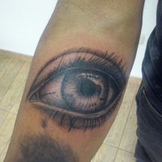 Ojo tattoo