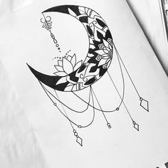 Moon Done #pattern #shapes #large #image #freehand #moon #mandala #pattern #blackandwhite #tattoo #freetime #hobbie #lovetodo #sketch #sketch book #design #designer #dots #tattoos #drawing #mandalamoon #cresentmoon #girlie #gothic #squigle #doodle #diamond #circles #designer #sketch #inked #pattern #fineline #graffiti #photogrid @photogridorg