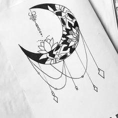 Moon Done #pattern #shapes #large #image #freehand #moon #mandala #pattern #blackandwhite #tattoo #freetime #hobbie #lovetodo #sketch #sketch book #design #designer #dots #tattoos #drawing #mandalamoon #cresentmoon #girlie #gothic #squigle #doodle #diamond #circles #designer #sketch #inked #pattern #fineline #graffiti #photogrid @photogridorg