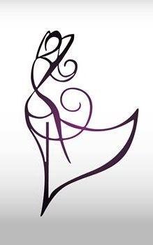 Dance Quote Tattoos, Dancer Tattoo, Shoe Tattoos, Music Tattoos, Silhouette Tattoos, Girl Silhouette, Dancing On The Edge, Bd Art, Dancing Drawings