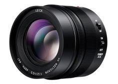 Panasonic H-NS043 Lumix G Leica DG NOCTICRON 42.5mm/F1.2 Lens - Fixed