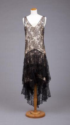 Dress Callot Soeurs, 1929-1931 The Goldstein Museum of Design
