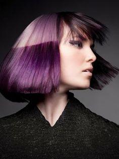pelo de color peinados 2014