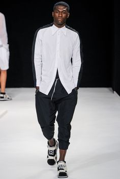 Christopher Shannon Spring 2014 Menswear - Collection - Gallery - Style.com