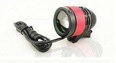 Amazon.com : Gugou 800 Lumen CREE XML T6 LED High power Focus LED bicycle light : Sports & Outdoors