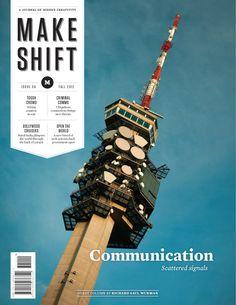 Makeshift (New York, NY, USA) / magazine design / cover / editorial design