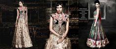 Indulge yourself in these stunning crafts by Poshak. Shop now at: http://www.poshakbazaar.com/lehengas/lacha-dresses-and-lehenga-cholis