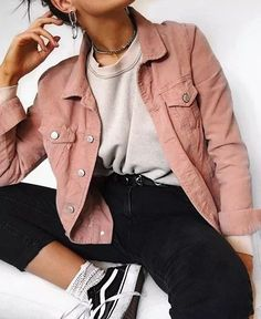 winter outfits for school 53 Modische Outfit-Ideen - winteroutfits Teenager Outfits, College Outfits, Cute Casual Outfits, Stylish Outfits, Spring Outfits, Winter Outfits, Ootd Spring, Vetement Fashion, Mode Streetwear
