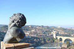 Vistas desde el Mirador #Toledo