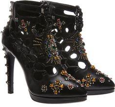 Giuseppe Zanotti Shoes with Gems