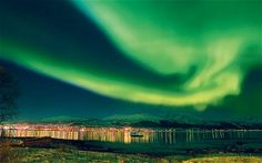 The best northern lights cruises from UK.