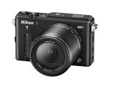 NIKON 1 AW1+11-27,5mm schwarz Systemkameras - Media Markt