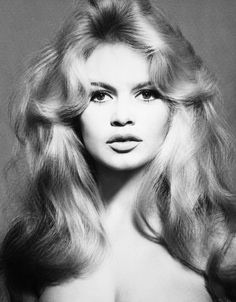 Brigitte Bardot by Richard Avedon 1959. Probably the most beautiful portrait of her.