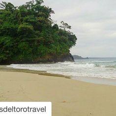 #Repost @bocasdeltorotravel  Este es uno de los paisajes que podrás disfrutar en el Caribe panameño.  #bocasdeltoro #BocasDelToroTravel