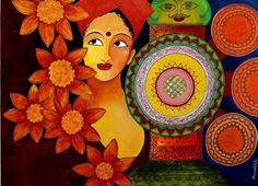 Minakshi jha's Paintings